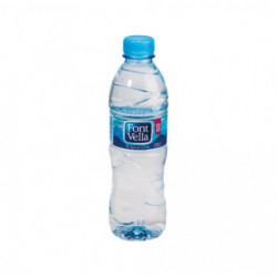 Font Vella Agua Mineral Tapon Sport 33cl