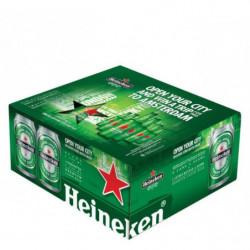 Cerveza Heineken Lata (Pack24 x 33cl) 5%