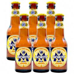 Cerveza Moritz Botella (Pack6 x 33cl) 5,4%