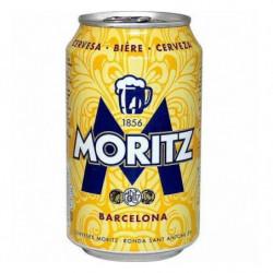 Cerveza Moritz Lata 33cl 5,4%