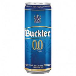 Cerveza Buckler 0,0% Sin Alcohol 33cl