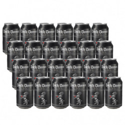Cerveza Bock Damm Negra Latas (Pack24 x 33cl) 5,4%