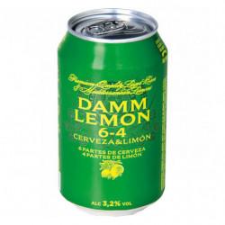 Cerveza Damm Lemon 3,2% Lata 33cl