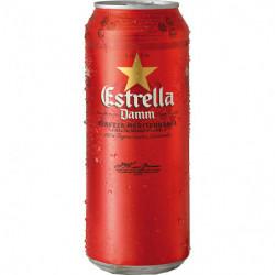 Cerveza Estrella Damm Lata 50cl 5,4%