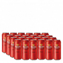 Cerveza Estrella Damm Lata (Pack24 x 50cl) 5,4%