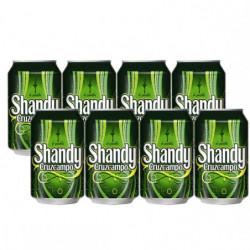 Cerveza Shandy Cruzcampo Lata (Pack8 x 33cl)