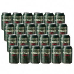 Cerveza Voll Damm Lata (Pack24 x 33cl) 7,2%