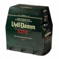 Cerveza Voll Damm Botella (Pack6 x 25cl) 7,2%