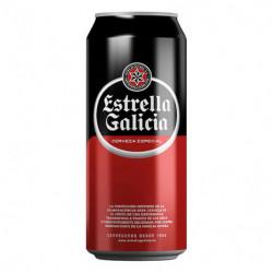 Cerveza Estrella Galicia Lata 33cl 5,5%