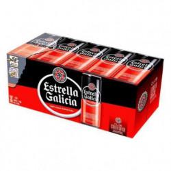 Cerveza Estrella Galicia Lata (Pack24 x 33cl) 5,5%