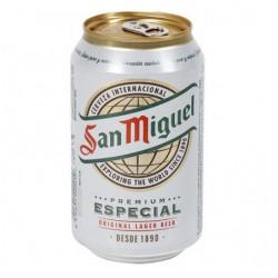 Cerveza San Miguel Lata 33cl 5,4%