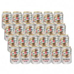 Cerveza San Miguel (Pack24 x 33cl) 5,4%
