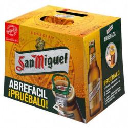 Cerveza San Miguel Botella (Pack12 x 25cl) 5,4%