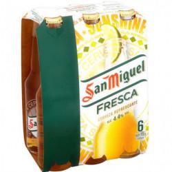 Cerveza San Miguel Botella (Pack6 x 25cl) 5,4%