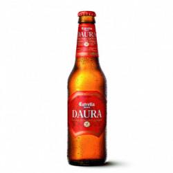 Cerveza Estrella Daura Celiacos Botella 33cl