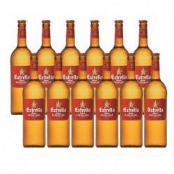Cerveza Estrella Damm Botella (Pack 12 x 25cl) 5,4%