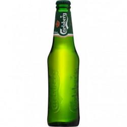 Cerveza Carlsberg Botella 33cl 5%