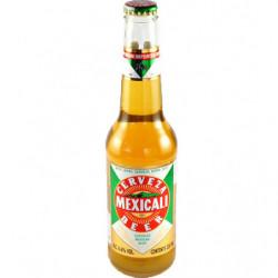 Cerveza Mexicali Botella 33cl 5%