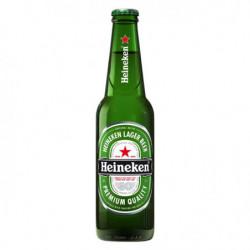 Cerveza Heineken Botella 33cl 5%