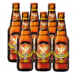 Cerveza Grimbergen Boble Botella (Pack6 x 33cl) 6,5%