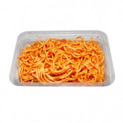 Espaguetis boloñesa 500gr