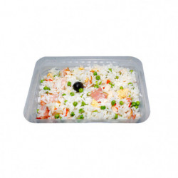 Ensalada de arroz natural (no congelada)250gr