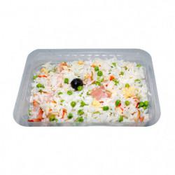 Ensalada de arroz natural (no congelada)500gr 2 personas