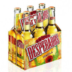 Cerveza Desperados Botella (Pack6 x 33cl) 5,9º