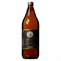 Cerveza Gourmet Botella1L 4,8%