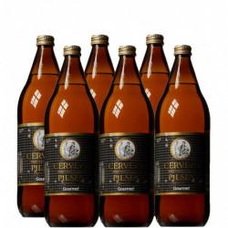 Cerveza Gourmet Botella (Pack6 x 1L) 4,8%
