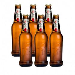 Cerveza Mahou Cinco Estrellas Lata (Pack 6 x 33cl)
