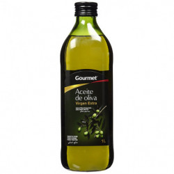 Aceite de Oliva Virgen Extra de Gourmet 1L