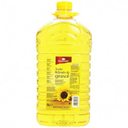 Aceite Gourmet Girasol 5L 02º