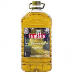 Aceite Virgen Extra La Masía 5L