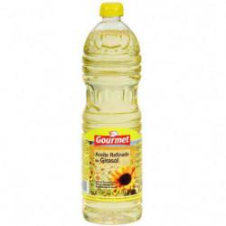 Aceite Gourmet Girasol 1L