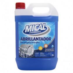 Abrillantador Mical Máquinas y Lavavajillas