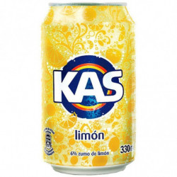 Kas Limón Lata 33cl