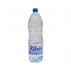 Agua Mineral Natural de Ribes Botella 1,5