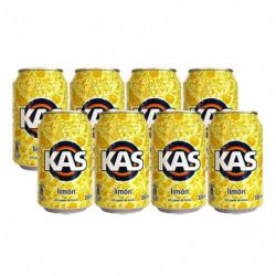 Kas Limón Latas (Pack 8x33cl)