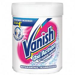 Vanish Quitamanchas Oxi/Actión Crystal White 500g