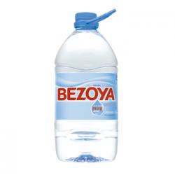 Agua Bezoya Garrafa 5L