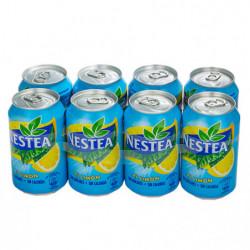 Nestea Limón Sin Azúcar Latas (Pack 8x33cl)