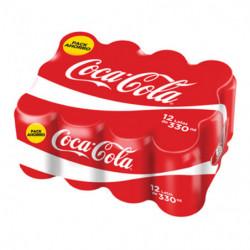 Coca Cola Latas (Pack12 x 33cl)