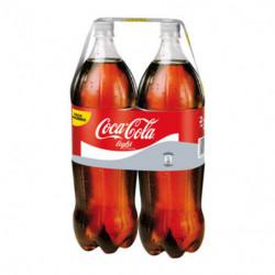 Coca-Cola Light (Pack2 x 2L)