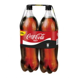 Coca-Cola Zero (Pack2 x 2L)