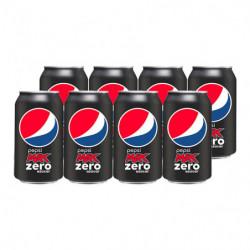 Pepsi Max Zero Sin Azúcar (Pack8 x 33cl)