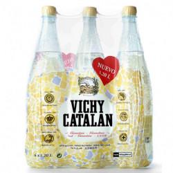 Agua con Gas Vichy Catalán (Pack6 x 1,20L)