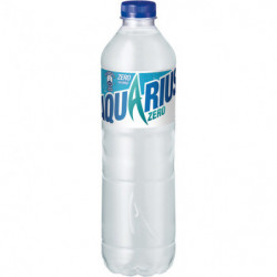 Aquarius Zero Limón Botella 15L