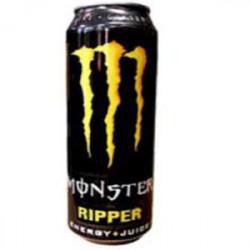 """Monster Ripper """"Amarillo"""" Lata 50cl"""