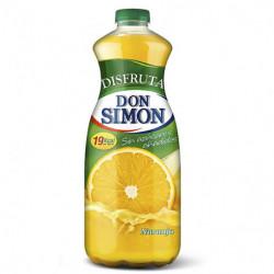 Néctar Sin Azúcar Don Simón Disfruta Naranja 15L